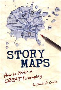 Bilde av Story Maps: How To Write A Great Screenplay