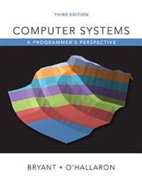 Bilde av Computer Systems: A Programmer's Perspective Plus Mastering Engineering With Pearson Etext -- Access Card Package [with Access Code]