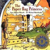 Bilde av The Paper Bag Princess