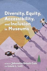Bilde av Diversity, Equity, Accessibility, And Inclusion In Museums