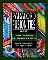 Bilde av Paracord Fusion Ties - Volume 2