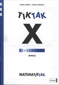 Bilde av Matematiktak For Tredje Klasse-minus
