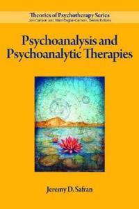 Bilde av Psychoanalysis And Psychoanalytic Therapies
