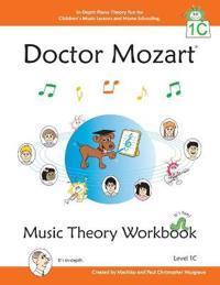 Bilde av Doctor Mozart Music Theory Workbook Level 1c