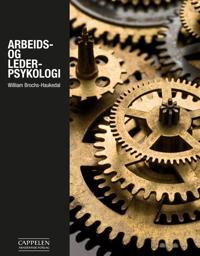 Bilde av Arbeids- Og Lederpsykologi