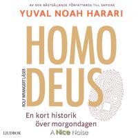 Homo Deus : kort historik över morgondagen