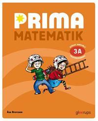 Prima Matematik 3A Grundbok 2:a uppl