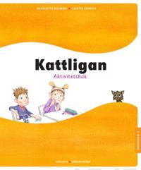 Ordresan 3 Kattligan Aktivitetsbok