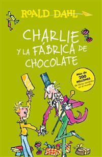 Bilde av Charlie Y La Fábrica De Chocolate / Charlie And The Chocolate Factory = Charlie And The Chocolate Factory