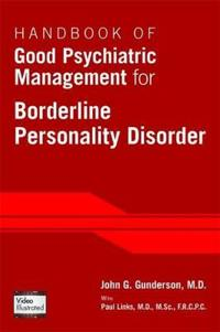 Bilde av Handbook Of Good Psychiatric Management For Borderline Personality Disorder
