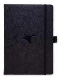 Dingbats* Wildlife A5+ Black Duck Notebook – Dotted