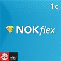 NOKflex Matematik 5000 Kurs 1c Blå