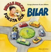 Mulle Mecks första bok : bilar
