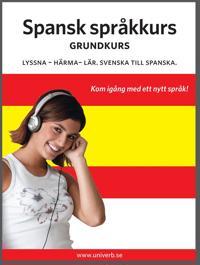 Spansk språkkurs grundkurs
