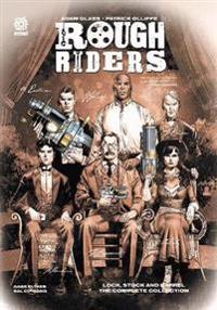 Bilde av Rough Riders: Lock Stock And Barrel, The Complete Series Hc