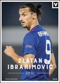 Zlatan Ibrahimovic : ett liv (Ljudbok/CD + bok)