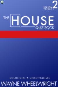 Bilde av House Quiz Book Season 2 Volume 1
