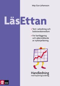 LäsEttan – Kartläggningstester för åk 1