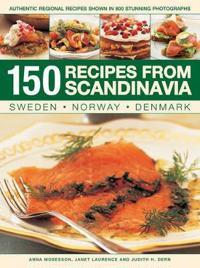 Bilde av 150 Recipes From Scandinavia