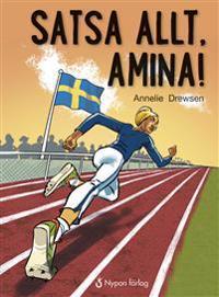 Satsa allt, Amina! (CD + bok)
