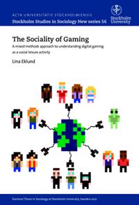 Bilde av The Sociality Of Gaming : A Mixed Methods Approach To Understanding Digital Gaming As A Social Leisure Activity