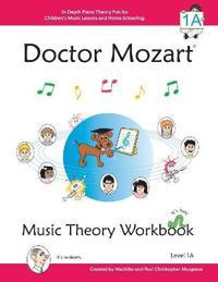 Bilde av Doctor Mozart Music Theory Workbook Level 1a