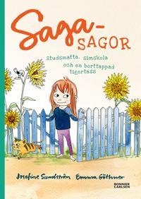 Sagasagor: Studsmatta simskola och en borttappad tigertass