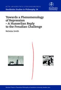 Bilde av Towards A Phenomenology Of Repression : A Husserlian Reply To The Freudian Challenge