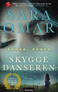 Bilde av bokomslaget til 'Skyggedanseren'