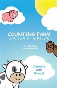 Bilde av Counting Farm - Japanese: Learn Animals And Counting In Japanese With Romaji.