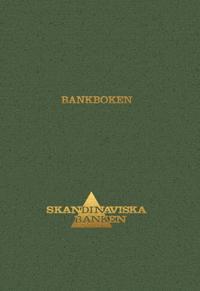 Bankboken : berättelser från vår tid på banken