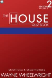 Bilde av House Quiz Book Season 2 Volume 2