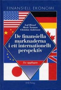 De finansiella marknaderna i ett internationellt perspektiv
