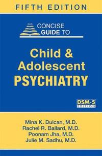 Bilde av Concise Guide To Child And Adolescent Psychiatry