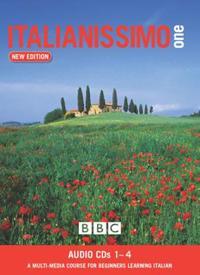 ITALIANISSIMO BEGINNERS' (NEW EDITION) CD's 1-4