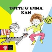 Totte och Emma kan
