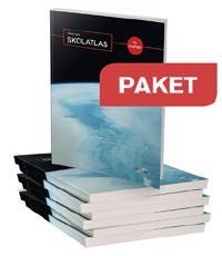 Gleerups skolatlas 4:e uppl Paketerbj 15 ex