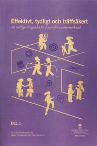 Effektivt, tydligt och träffsäkert. SOU 2019:3. Det statliga åtagandet för framtidens arbetsmarknad : Slutbetänkande från Arbetsmarknadsutredningen (A 2016:03)