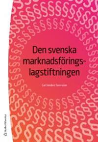 Den svenska marknadsföringslagstiftningen