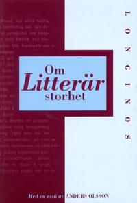 Om litterär storhet