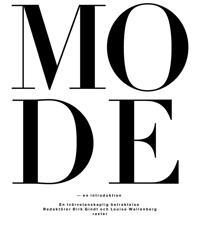 Mode – en introduktion