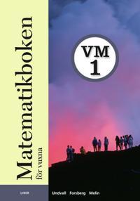 Matematikboken för vuxna VM1 Grundbok