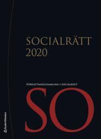 Socialrätt 2020 – Författningssamling i socialrätt