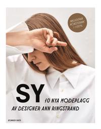 Sy 10 nya modeplagg av designer Ann Ringstrand