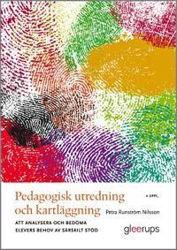 Pedagogisk utredning och kartläggning 4 uppl : Att analysera och bedöma elevers behov av särskilt stöd