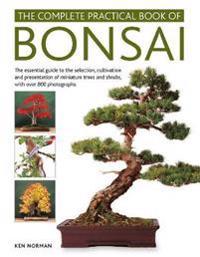 Bilde av Bonsai, Complete Practical Book Of