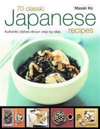 Bilde av 70 Classic Japanese Recipes