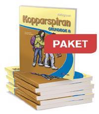 Gleerups Mattegruvan Kopparspiran Paket 4a 10 ex+ 4b 10 ex+ Lhl