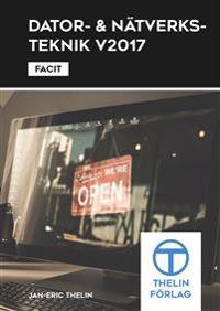 Dator- och Nätverksteknik V2017 – Facit