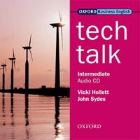 Tech Talk: Intermediate: Class Audio CD